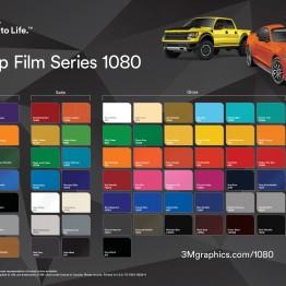 3M Color Options